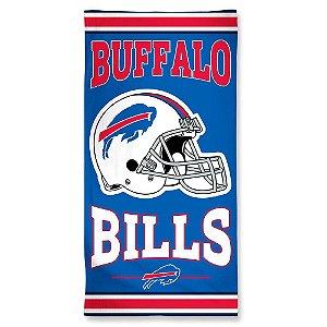 Toalha de Praia e Banho Standard Buffalo Bills
