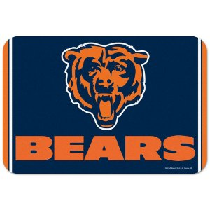 Tapete Decorativo Boas-Vindas NFL 51x76 Chicago Bears