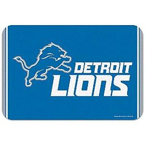 Tapete Decorativo Boas-Vindas NFL 51x76 Detroit Lions
