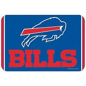 Tapete Decorativo Boas-Vindas NFL 51x76 Buffalo Bills