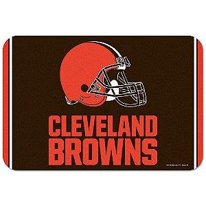 Tapete Decorativo Boas-Vindas NFL 51x76 Cleveland Browns