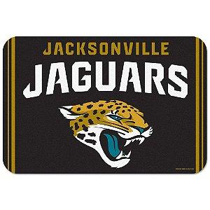 Tapete Decorativo Boas-Vindas NFL 51x76 Jacksonville Jaguars