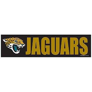 Adesivo Faixa Bumper Strip 30x7,5 Jacksonville Jaguars