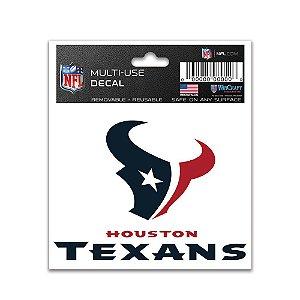 Adesivo Multi-Uso 8x10 NFL Houston Texans