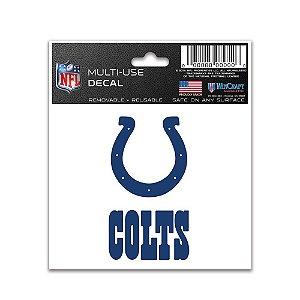 Adesivo Multi-Uso 8x10 NFL Indianapolis Colts