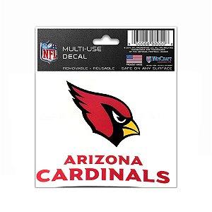 Adesivo Multi-Uso 8x10 NFL Arizona Cardinals