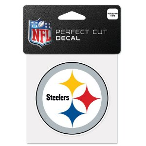 Adesivo Perfect Cut NFL Pittsburgh Steelers