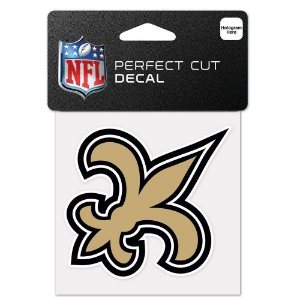 Adesivo Perfect Cut NFL New Orleans Saints