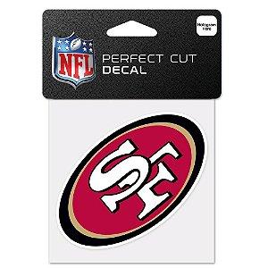 Adesivo Perfect Cut NFL San Francisco 49ers