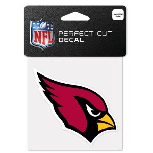 Adesivo Perfect Cut NFL Arizona Cardinals