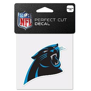 Adesivo Perfect Cut NFL Carolina Panthers