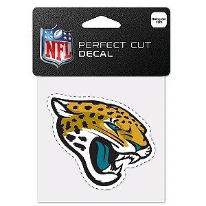 Adesivo Perfect Cut NFL Jacksonville Jaguars