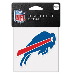 Adesivo Perfect Cut NFL Buffalo Bills