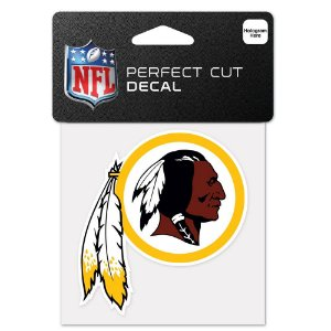 Adesivo Perfect Cut NFL Washington Redskins