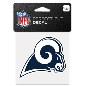 Adesivo Perfect Cut NFL Los Angeles Rams