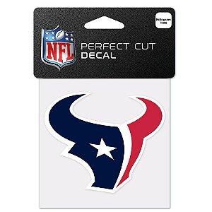 Adesivo Perfect Cut NFL Houston Texans
