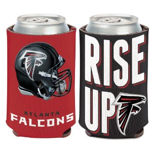 Porta Latinha Slogan Team Atlanta Falcons