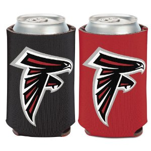 Porta Latinha Logo Team Atlanta Falcons