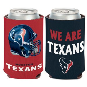 Porta Latinha Slogan Team Houston Texans