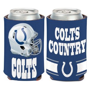 Porta Latinha Slogan Team Indianapolis Colts