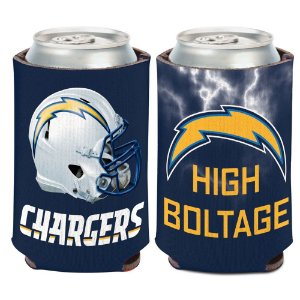 Porta Latinha Slogan Team Los Angeles Chargers