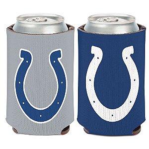 Porta Latinha Logo Team Indianapolis Colts