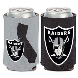 Porta Latinha State Team Oakland Raiders