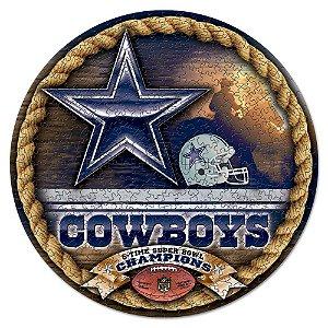 Quebra-Cabeça Team Puzzle 500pcs Dallas Cowboys