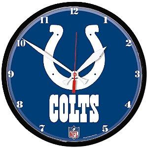 Relógio de Parede NFL Indianapolis Colts 32cm
