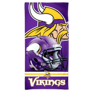 Toalha de Praia e Banho Spectra Minnesota Vikings