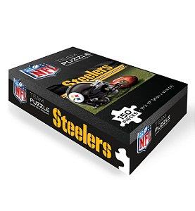 Quebra-Cabeça Team Puzzle 150pcs Pittsburgh Steelers