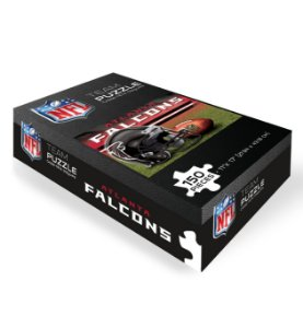 Quebra-Cabeça Team Puzzle 150pcs Atlanta Falcons