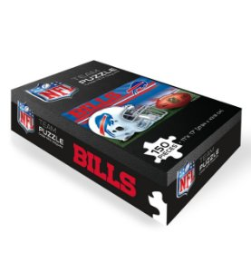 Quebra-Cabeça Team Puzzle 150pcs Buffalo Bills