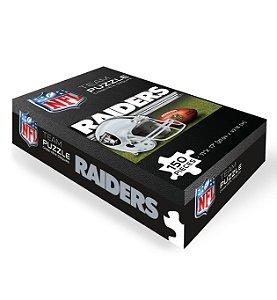 Quebra-Cabeça Team Puzzle 150pcs Oakland Raiders