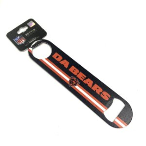 Abridor de Garrafas 2 Sided NFL Chicago Bears