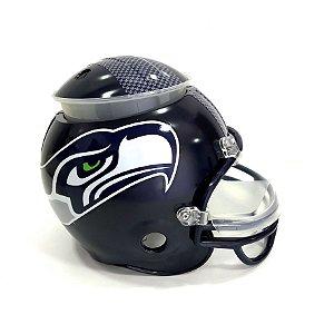 Capacete Snack Helmet Aperitivos GameDay Seattle Seahawks