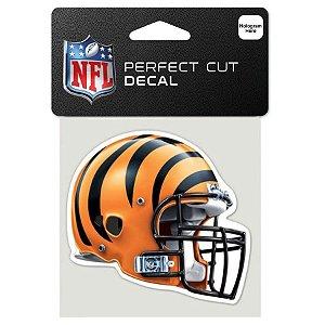 Adesivo Perfect Cut NFL Cincinnati Bengals