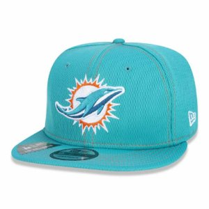 Boné Miami Dolphins 950 Sideline Road NFL100 - New Era