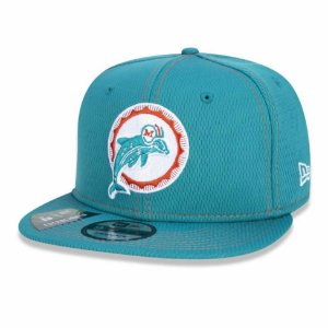 Boné Miami Dolphins 950 Sideline Road Retrô NFL100 - New Era