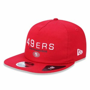 Boné San Francisco 49ers 950 A-Frame Statment NFL - New Era