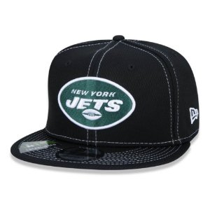 Boné New York Jets 950 Sideline Road Black NFL100 - New Era