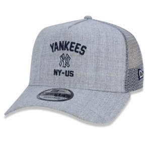 Boné New York Yankees 940 City State A-Frame Trucker - New Era