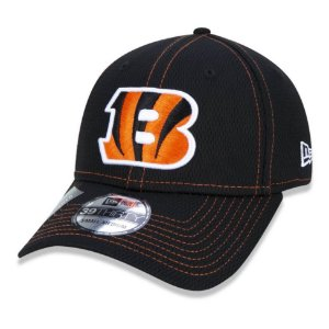 Boné Cincinnati Bengals 3930 Sideline Road NFL 100 - New Era