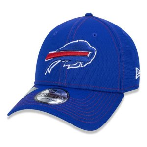 Boné Buffalo Bills 3930 Sideline Road NFL 100 - New Era
