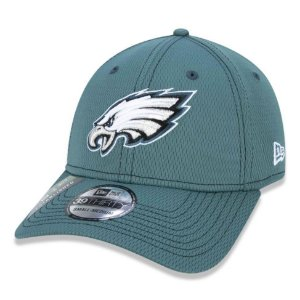 Boné Philadelphia Eagles 3930 Sideline Road NFL 100 - New Era
