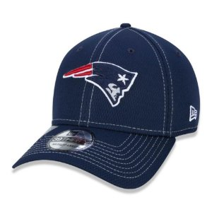 Boné New England Patriots 3930 Sideline Road NFL 100 New Era