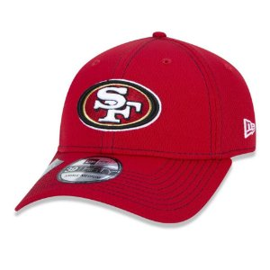 Boné San Francisco 49ers 3930 Sideline Road NFL 100 New Era