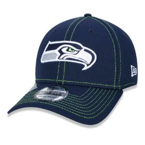 Boné Seattle Seahawks 3930 Sideline Road NFL 100 - New Era