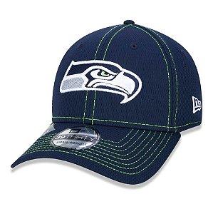 Boné Seattle Seahawks 3930 Sideline Road NFL 100 - New Era