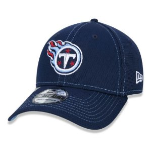 Boné Tennessee Titans 3930 Sideline Road NFL 100 - New Era